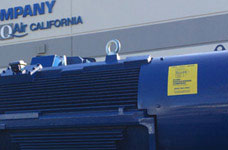 industrial air compressor distributor in california
