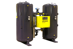 Desiccant Air Dryer, Industrial Compressed Air Equipment