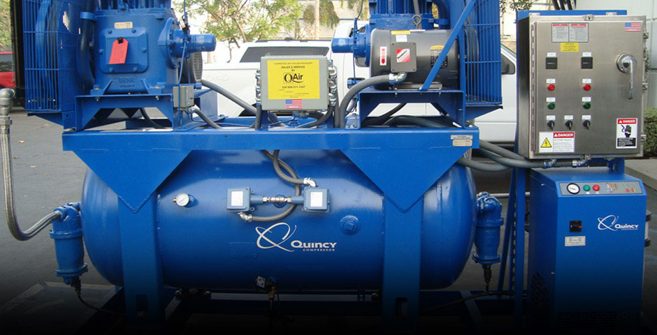 industrial air compressor service & repair