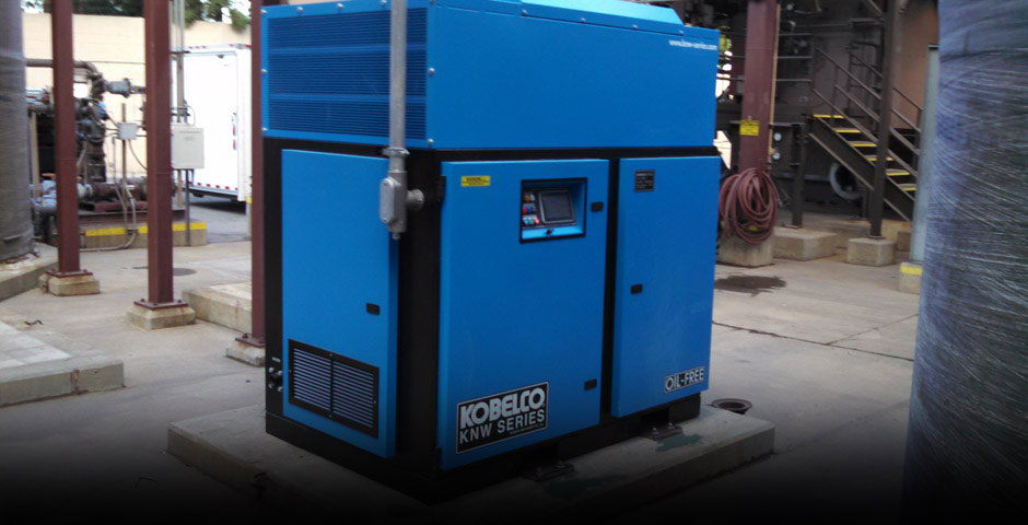 kobelco air compressor distributor