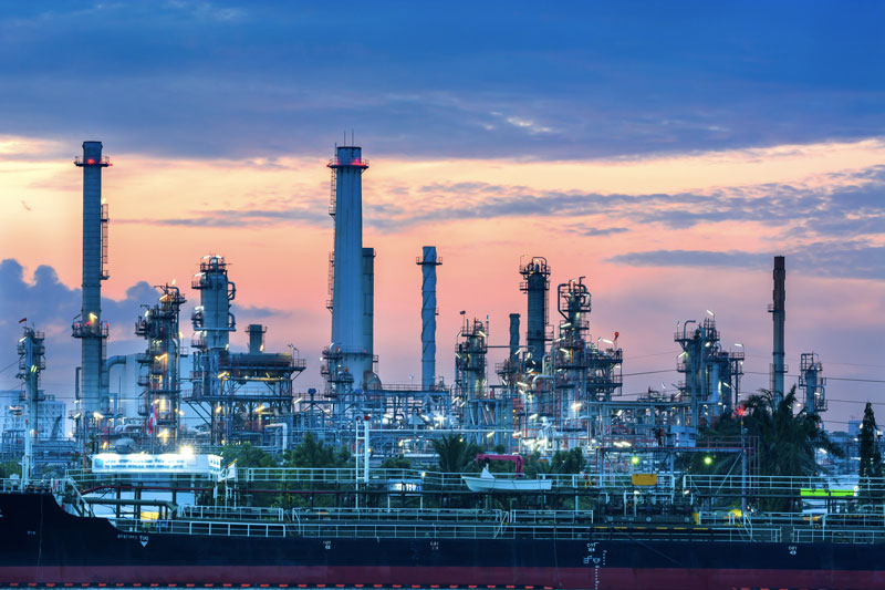 Industrial Air Compressors for Standard Oil & Gas Industries