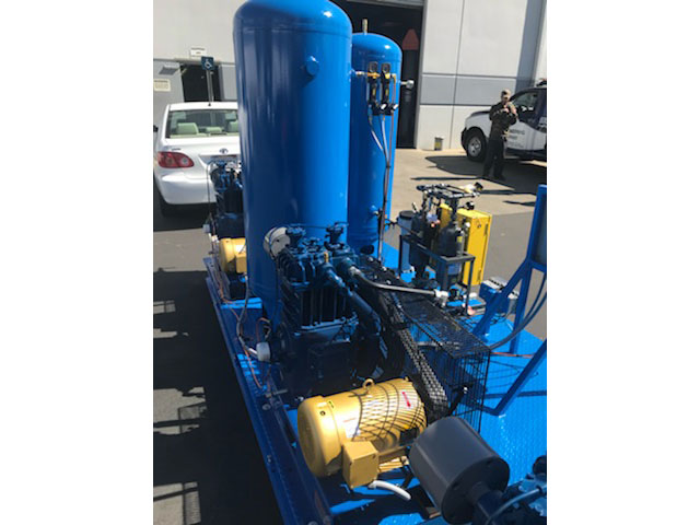 quincy air compressor repair