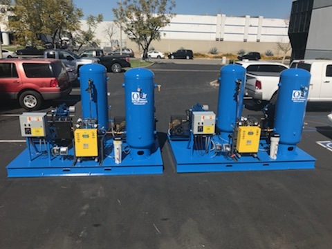 compressed air & vacuum repair service in southern california