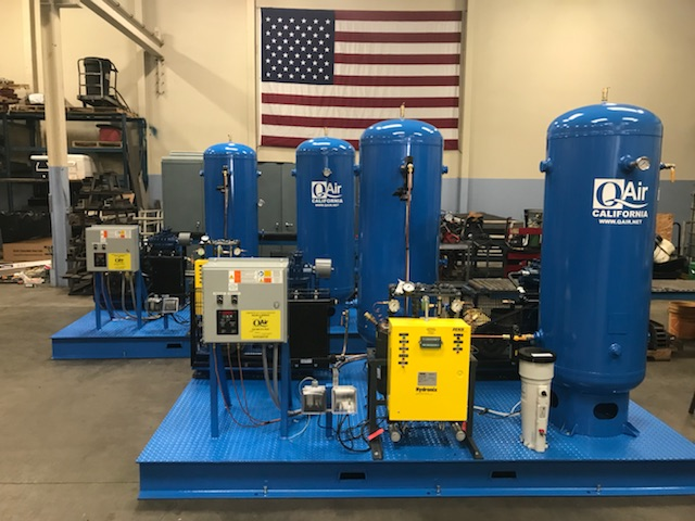 industrial compression systems in southern california